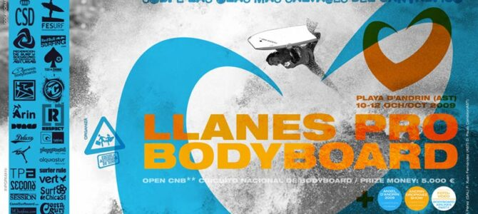 Llanes Bodyboard Pro 2009, Andrín