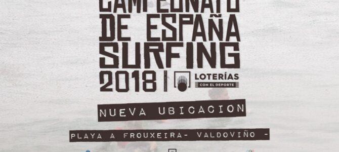 Campeonato de España CESURFING 2018