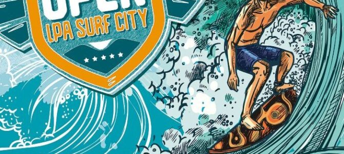 LPA Surf City 2019, Liga Iberdrola FESurfing