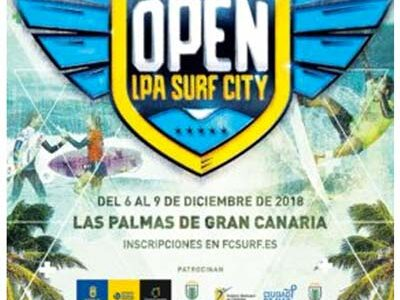 Open LPA Surf City 2018