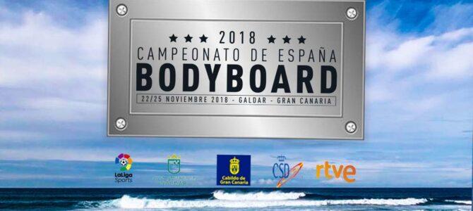 Campeonato de España Bodyboard 2018 – FESurfing