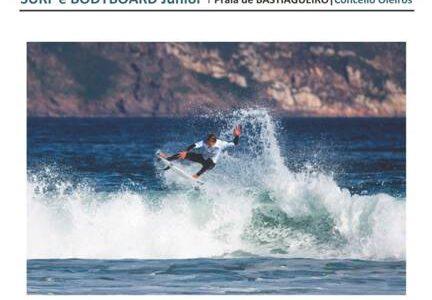Circuito Galego FGS Junior de Surf y Bodyboard, Bastiagueiro