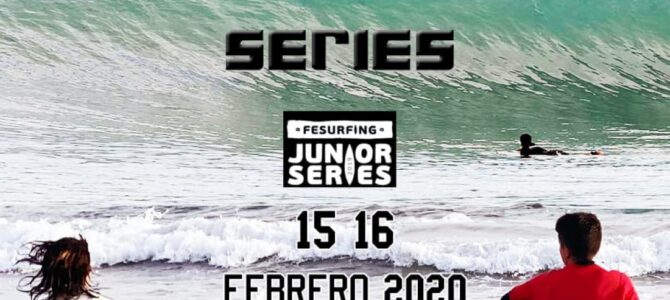 Bahía Junior Series 2020 – FESurfing Junior Series