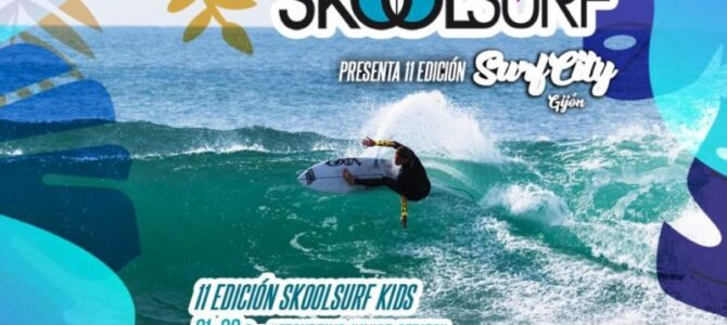 SKOOLSUR FESurfing Junior Series 2019