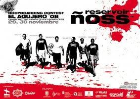 El Agujero Bodyboard Contest 2008