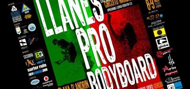 Llanes Bodyboard Pro 2008, Andrín