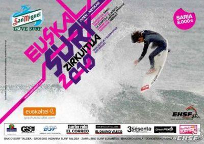 Open Surf EHSF Zurriola