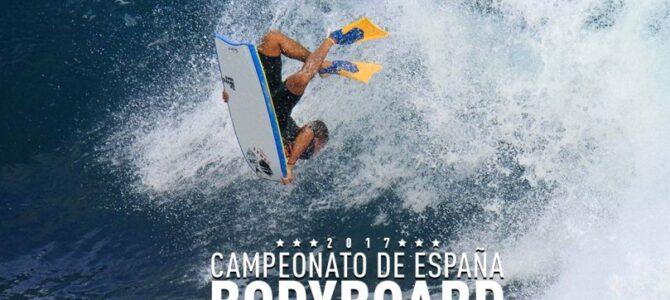Campeonato de España FESurfing de Bodyboard 2017