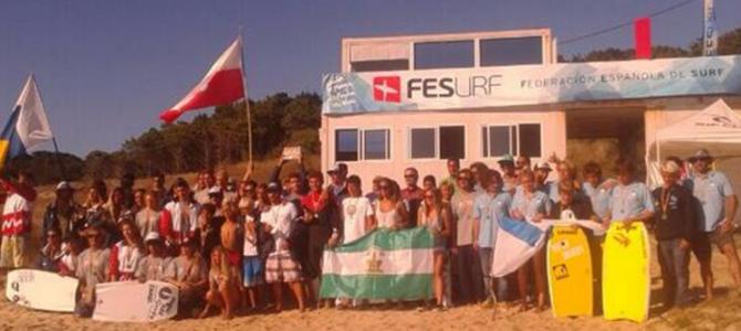 Campeonato de España FESurfing CCAA 2013