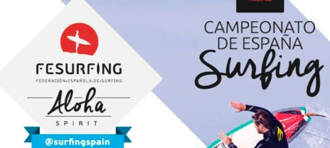 Campeonato de España FESurfing 2016