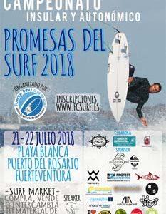 Circuito Canario Promesas FCS 2018, Puerto del Rosario