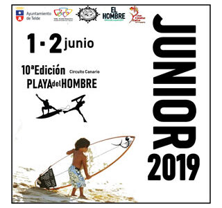 10º Campeonato Playa del Hombre Junior, Telde