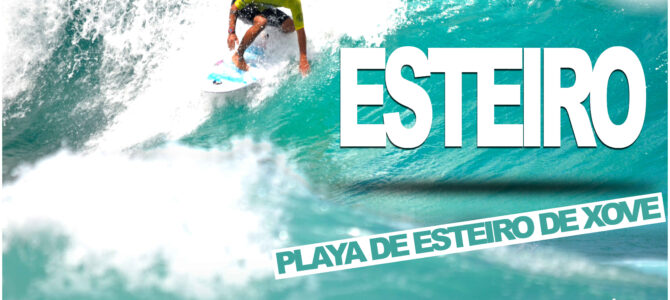 II Open de Surf Esteiro, Liga FESurfing 2018