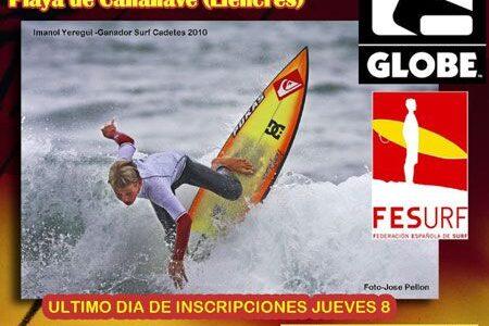 Campeonato de Surf EDM Piélagos 2011