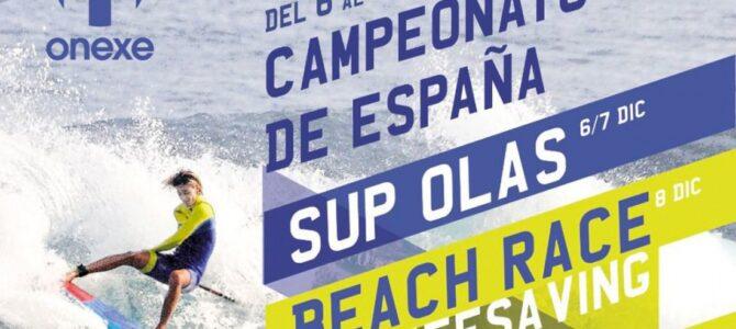 Campeonato de España SUP Surf, Onexe