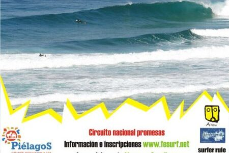 Campeonato de Surf y Bodyboard E.D.M. Surf Piélagos