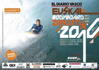 El Diario Vasco Bodyboard 2010, Zurriola