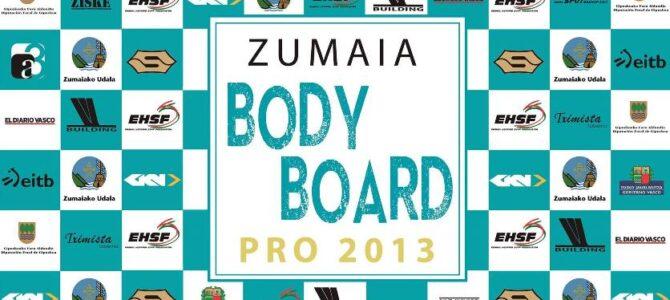 Zumaia Bodyboard Pro 2013