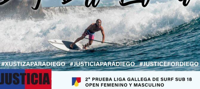 Liga Galega Surf Open y Sub18. La Duna